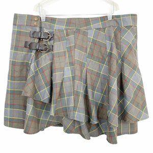 Torrid Outlander Fraser Tartan Plaid Skirt